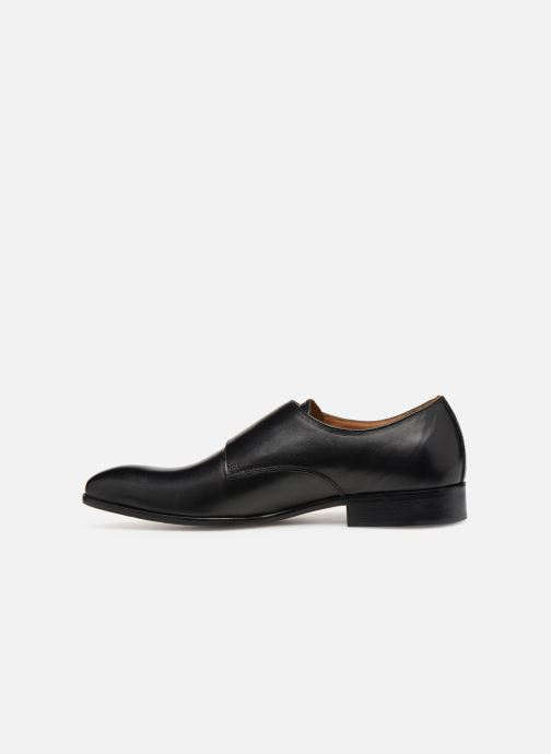 Mocassins Marvin&Co Newmills Noir vue face