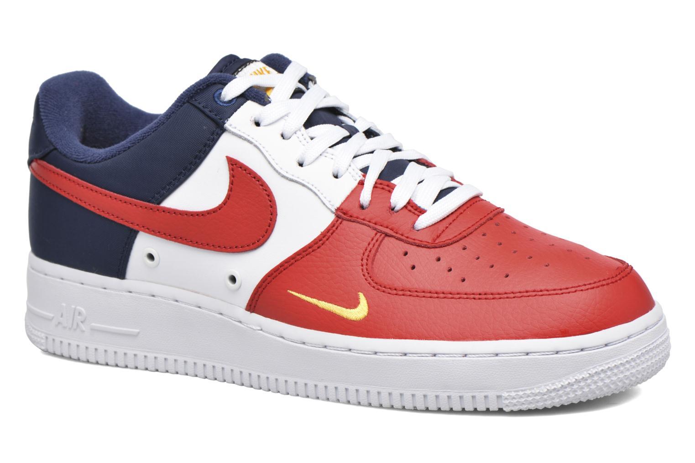 Baskets Nike Air Force 1 '07 Lv8 Multicolore vue détail/paire