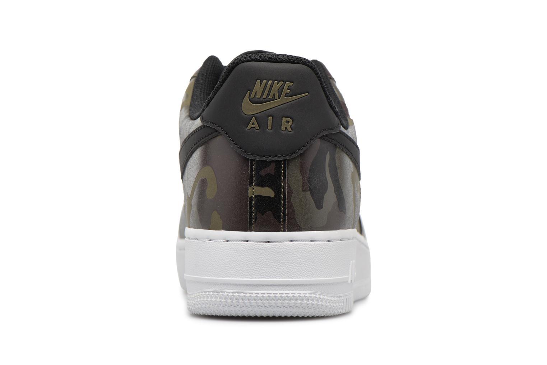 Baskets Nike Air Force 1 '07 Lv8 Vert vue droite