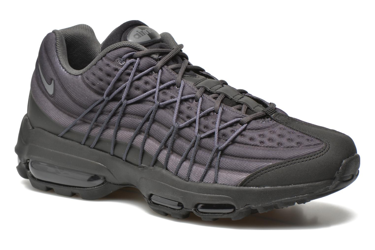 new product d4c3f bc52b ... italy baskets nike nike air max 95 ultra se gris vue détail paire 0981c  1bbdd