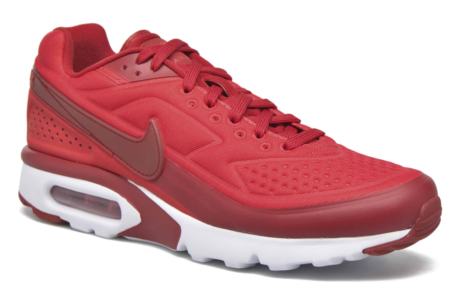 online store 44bee 89cb0 Baskets Nike Nike Air Max Bw Ultra Se Rouge vue détailpaire