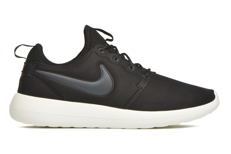Sneakers Nike Nike Roshe Two Zwart achterkant