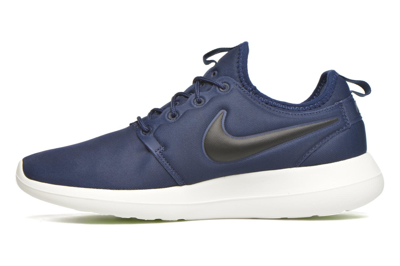 Sneakers Nike Nike Roshe Two Blauw voorkant