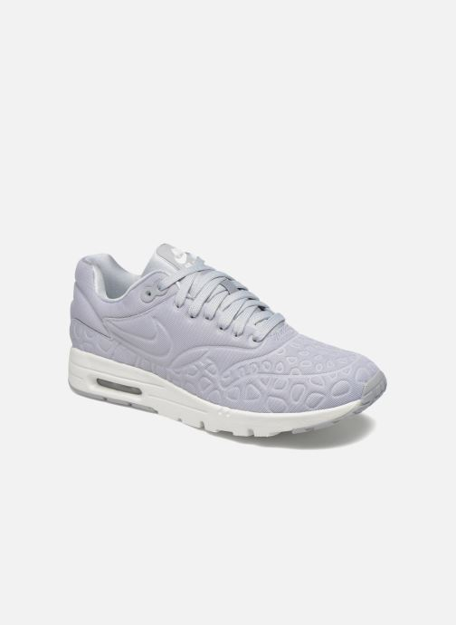 Trainers Nike Nike W Air Max 1 Ultra Plush Grey detailed view/ Pair view
