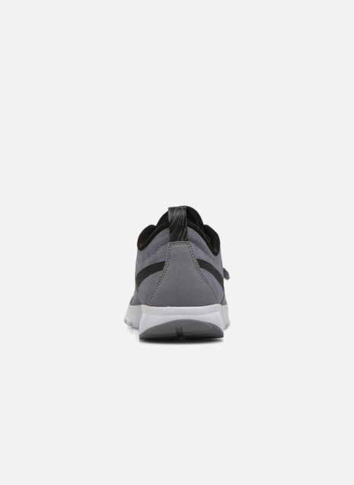 Sport shoes Nike Trainerendor Grey view from the right