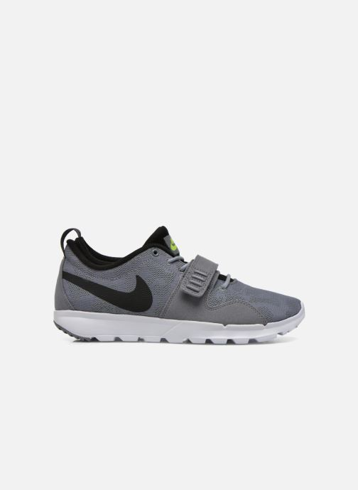 Sport shoes Nike Trainerendor Grey back view