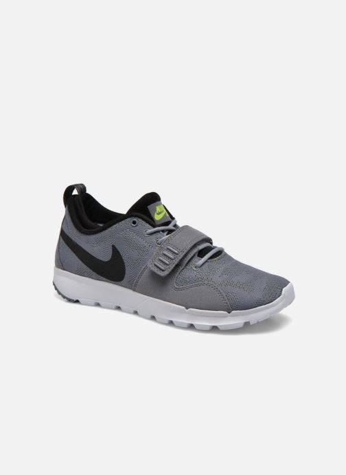 Chaussures de sport Nike Trainerendor Gris vue détail/paire