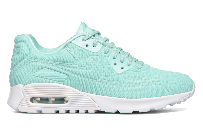 Sneaker Nike W Air Max 90 Ultra Plush blau ansicht von hinten