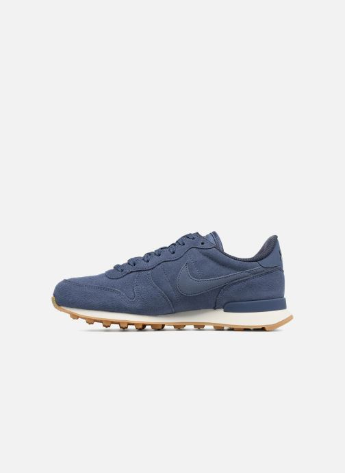 Trainers Nike W Internationalist Se Blue front view