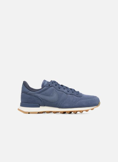 Trainers Nike W Internationalist Se Blue back view