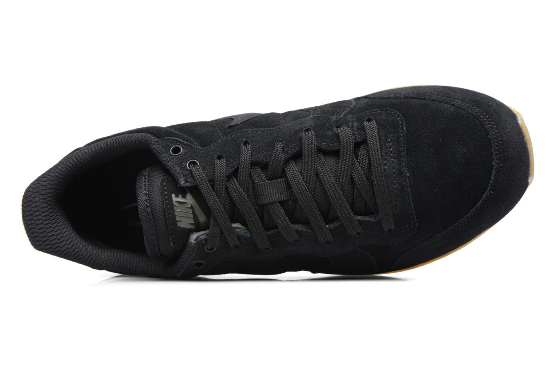 Baskets Nike W Internationalist Se Noir vue gauche