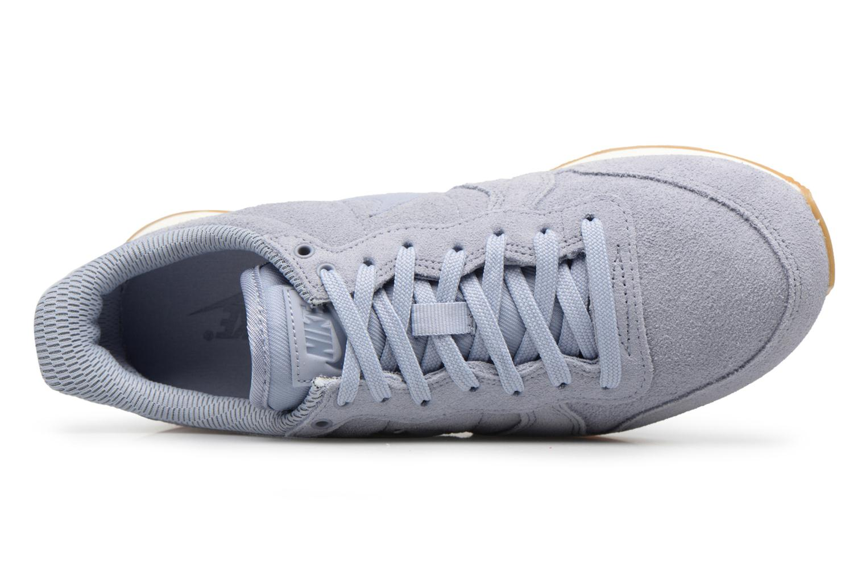 Baskets Nike W Internationalist Se Bleu vue gauche