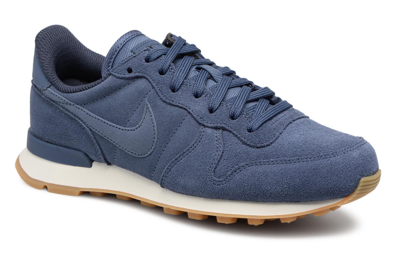 blauwe nike sneakers dames