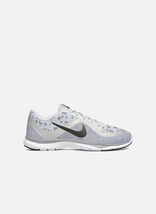 1567fe58d28 Zapatillas de deporte Nike W Nike Flex Trainer 6 Print Gris vistra trasera
