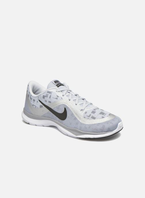cdecdd71259 Zapatillas de deporte Nike W Nike Flex Trainer 6 Print Gris vista de  detalle   par