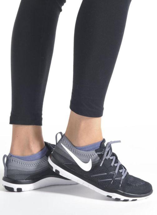 Sportschoenen Nike W Nike Free Tr Focus Flyknit Grijs onder