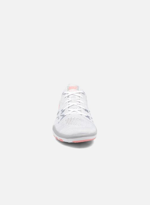 Sportschoenen Nike W Nike Free Tr Focus Flyknit Grijs model