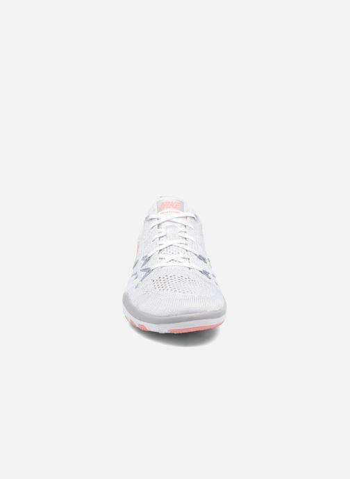Zapatillas de deporte Nike W Nike Free Tr Focus Flyknit Gris vista del modelo