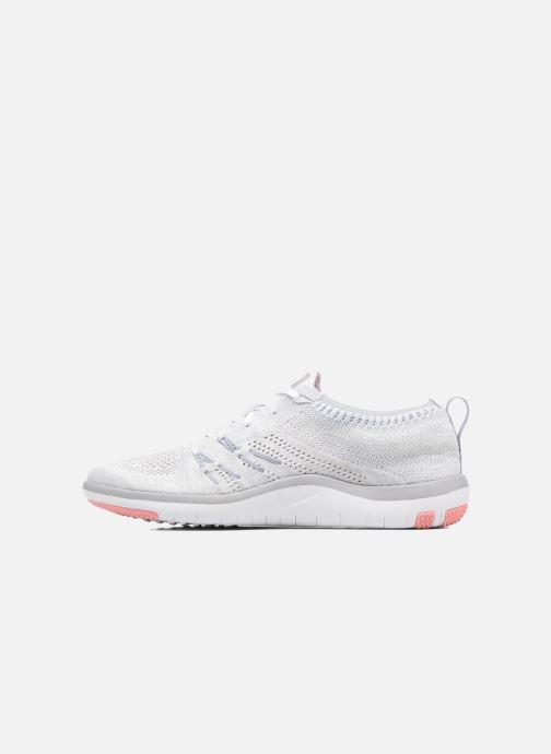 Sportschoenen Nike W Nike Free Tr Focus Flyknit Grijs voorkant