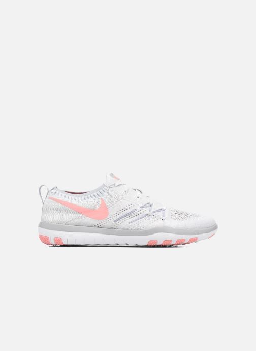 Sportschoenen Nike W Nike Free Tr Focus Flyknit Grijs achterkant