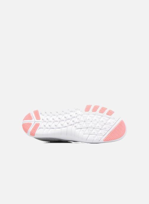 Zapatillas de deporte Nike W Nike Free Tr Focus Flyknit Gris vista de arriba
