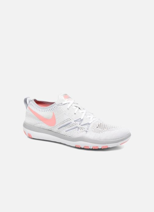 Zapatillas de deporte Nike W Nike Free Tr Focus Flyknit Gris vista de detalle / par