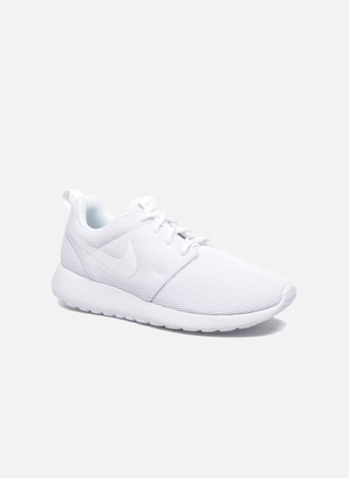 Facile et gratuit Nike W Nike Roshe One Blanc Baskets 266818