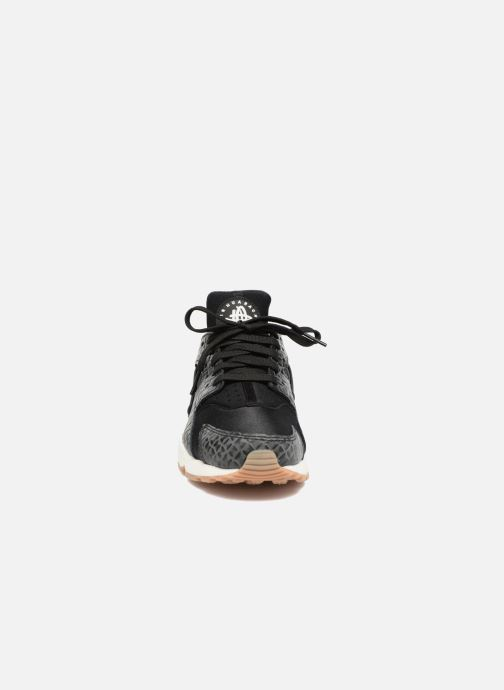 Sneakers Nike Wmns Air Huarache Run Prm Zwart model