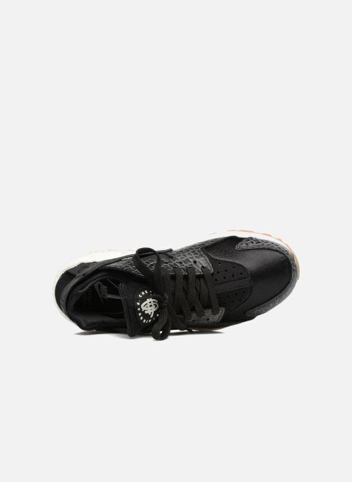 Sneakers Nike Wmns Air Huarache Run Prm Svart bild från vänster sidan