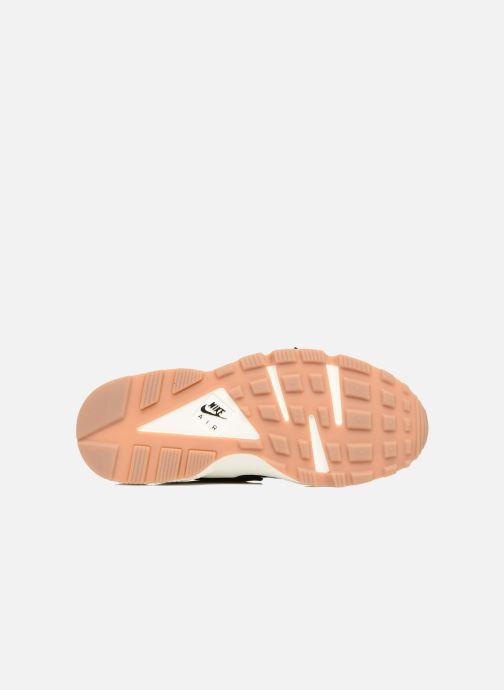Deportivas Nike Wmns Air Huarache Run Prm Negro vista de arriba