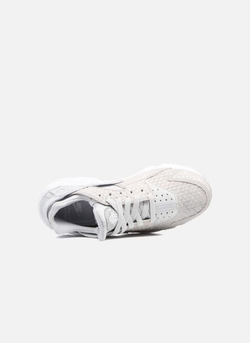 Deportivas Nike Wmns Air Huarache Run Prm Blanco vista lateral izquierda