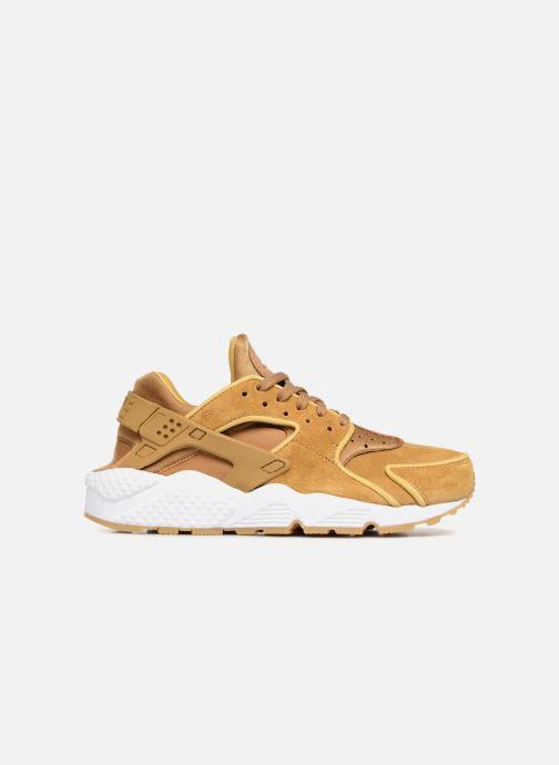 Sneaker Nike Wmns Air Huarache Run Prm gelb ansicht von hinten