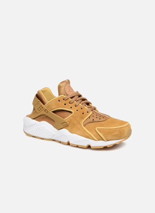 Sneaker Nike Wmns Air Huarache Run Prm gelb detaillierte ansicht/modell
