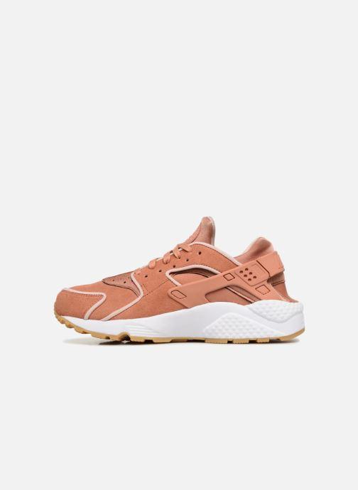 Sneakers Nike Wmns Air Huarache Run Prm Rosa bild från framsidan