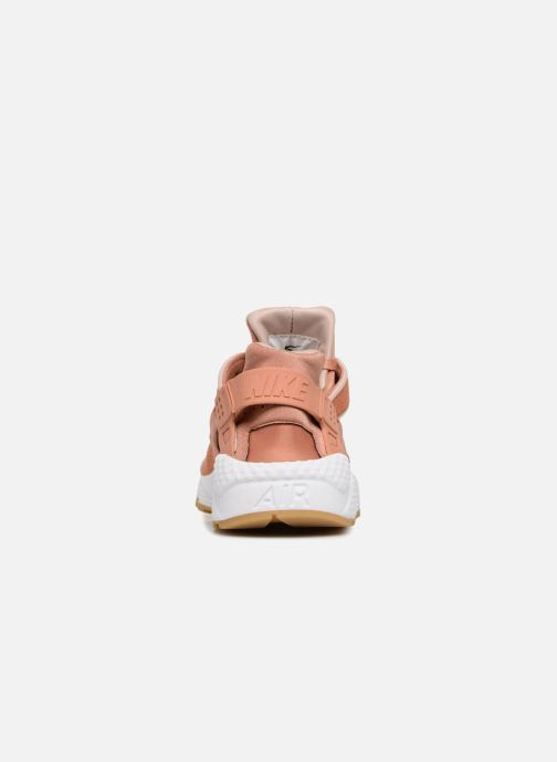 Trainers Nike Wmns Air Huarache Run Prm Pink view from the right