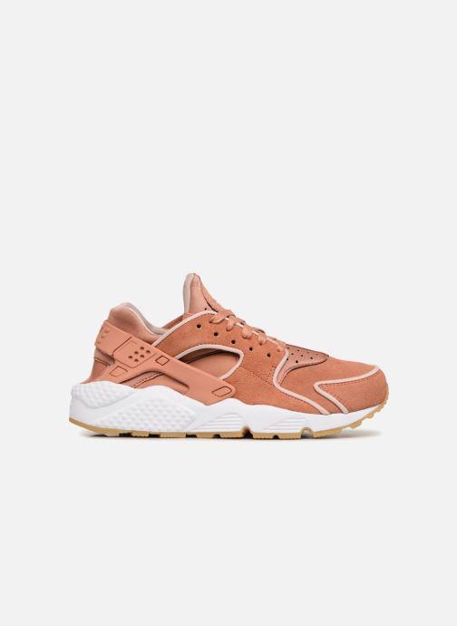 Sneakers Nike Wmns Air Huarache Run Prm Rosa bild från baksidan