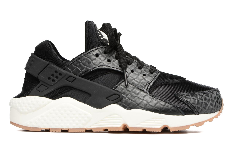 Sneakers Nike Wmns Air Huarache Run Prm Svart bild från baksidan