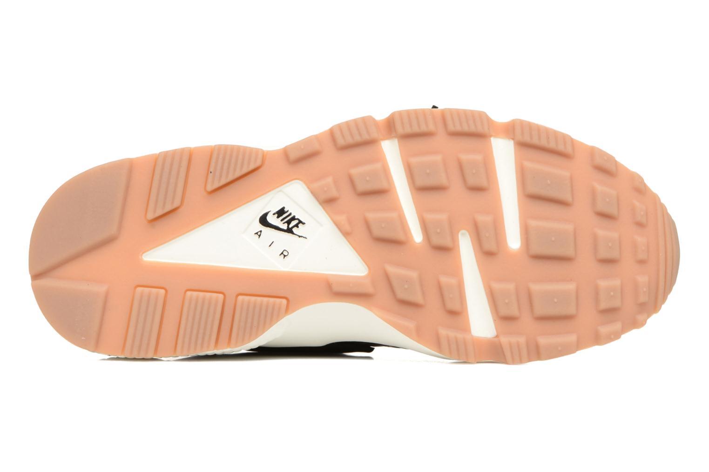 Sneakers Nike Wmns Air Huarache Run Prm Svart bild från ovan