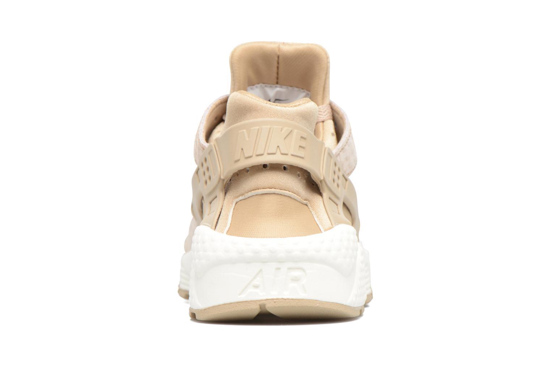 Sneakers Nike Wmns Air Huarache Run Prm Beige Bild från höger sidan