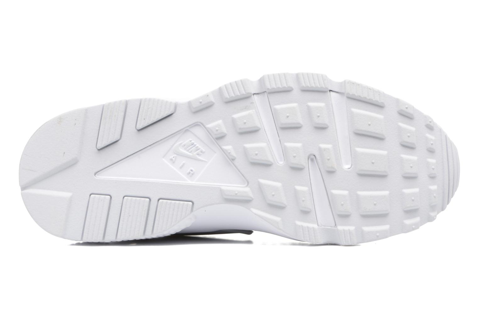 Baskets Nike Wmns Air Huarache Run Prm Blanc vue haut