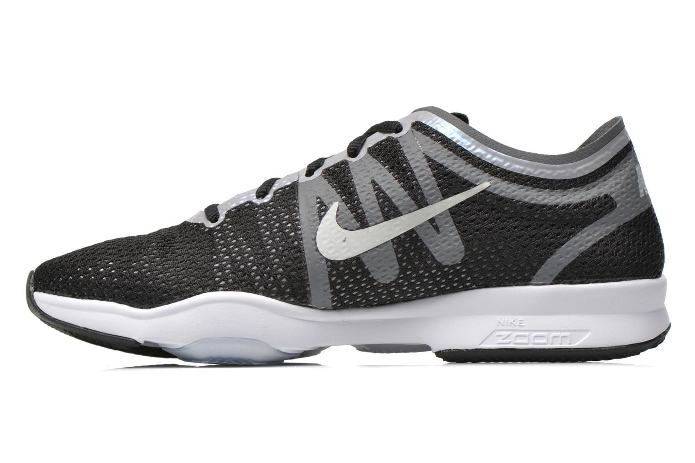 Chaussures de sport Nike Wmns Nike Air Zoom Fit 2 Noir vue face