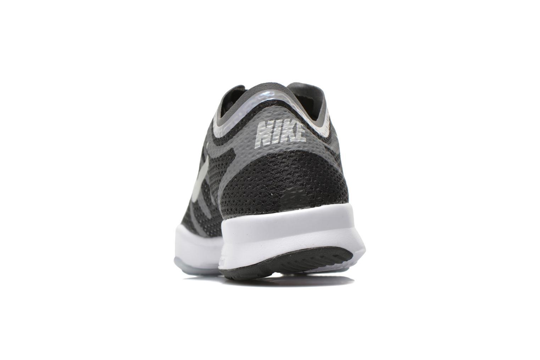 Chaussures de sport Nike Wmns Nike Air Zoom Fit 2 Noir vue droite