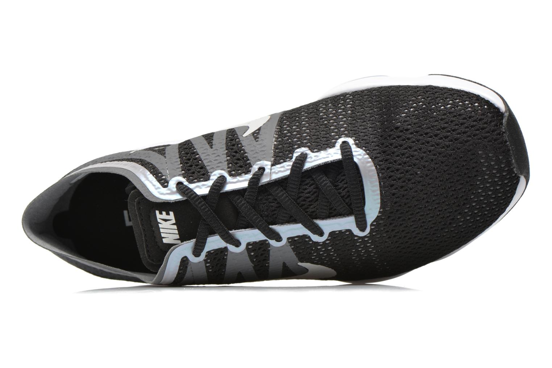 Chaussures de sport Nike Wmns Nike Air Zoom Fit 2 Noir vue gauche