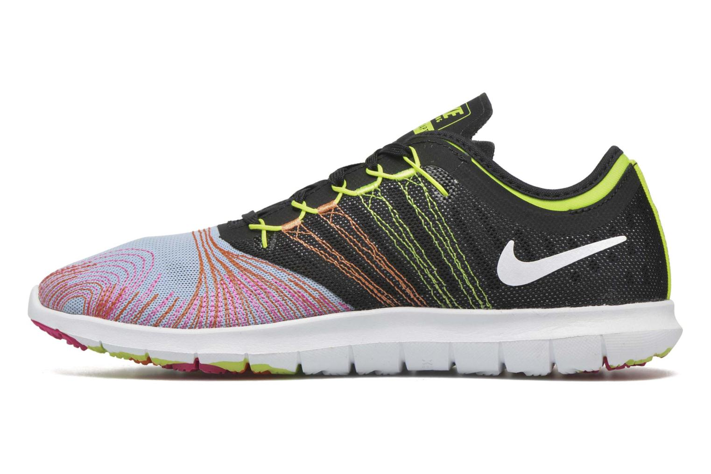 Chaussures de sport Nike Wmns Nike Flex Adapt Tr Oc Multicolore vue face