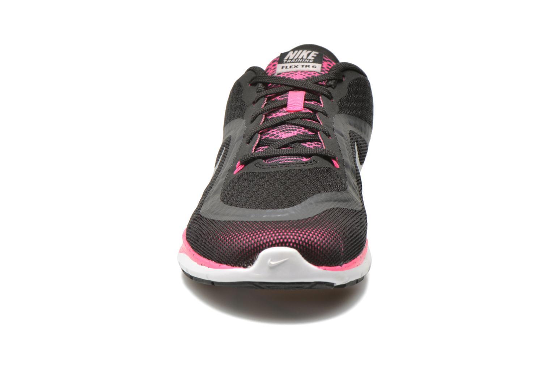 Chaussures de sport Nike Wmns Nike Flex Trainer 6 Bts Noir vue portées chaussures