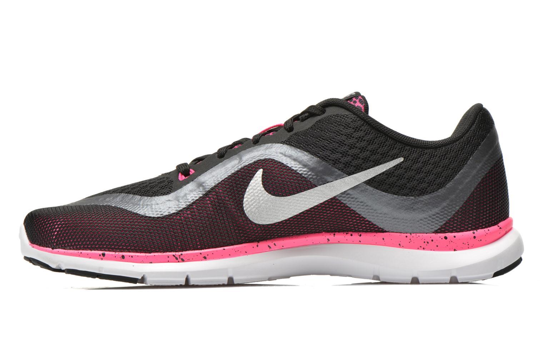 Chaussures de sport Nike Wmns Nike Flex Trainer 6 Bts Noir vue face