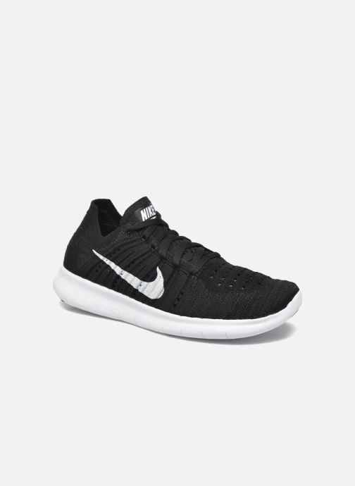 grand choix de c41bb 1046d Nike Wmns Nike Free Rn Flyknit (Noir) - Chaussures de sport ...