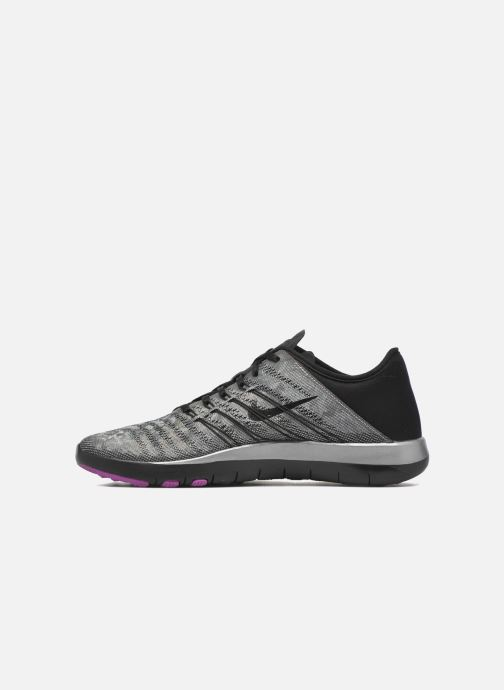 Sport shoes Nike Wmns Nike Free Tr 6 Mtlc Grey front view