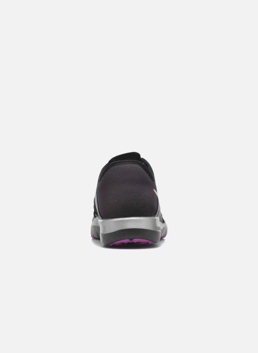 Zapatillas de deporte Nike Wmns Nike Free Tr 6 Mtlc Gris vista lateral derecha