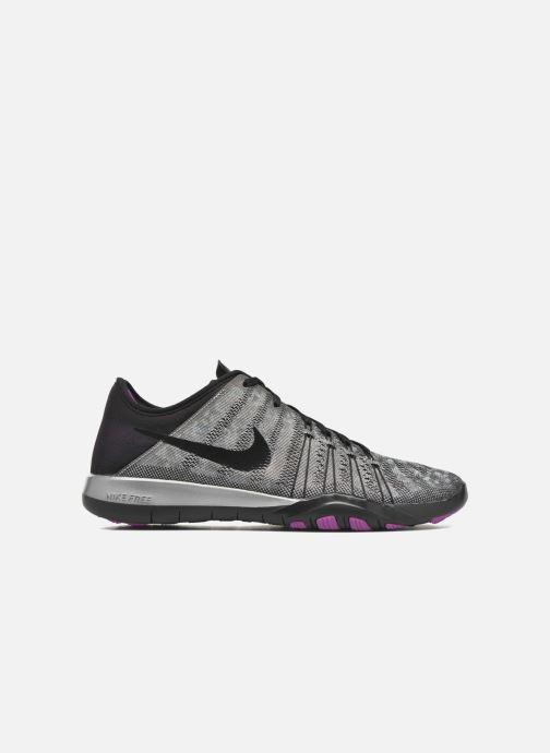 Sport shoes Nike Wmns Nike Free Tr 6 Mtlc Grey back view